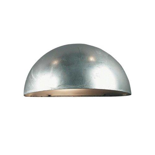 Nordlux Wandlamp Buiten Gegalvaniseerd - E27 Fitting - IP23 - Scorpius Maxi