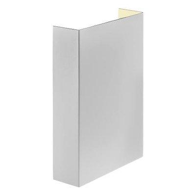 LED Wandlamp Buiten Wit - 2x3,5W LED - 3000K - Fold 10