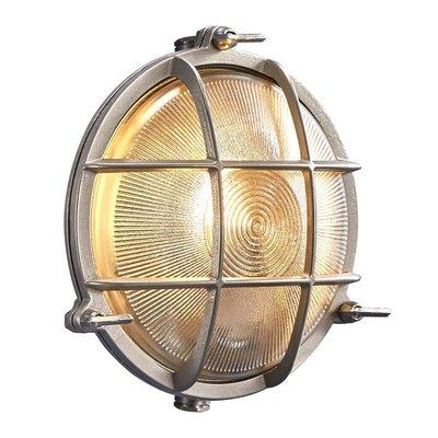 Wandlamp Buiten Gegalvaniseerd - E27 Fitting - IP64 - Polperro