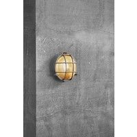 Nordlux Wandlamp Buiten Gegalvaniseerd - E27 Fitting IP64 - Polperro