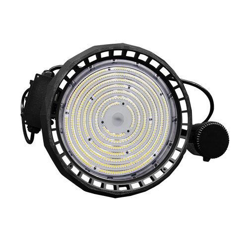 Lightexpert LED High Bay Sensor 90W - 120° 190lm/w  - 5700K IP65 - Dimbaar