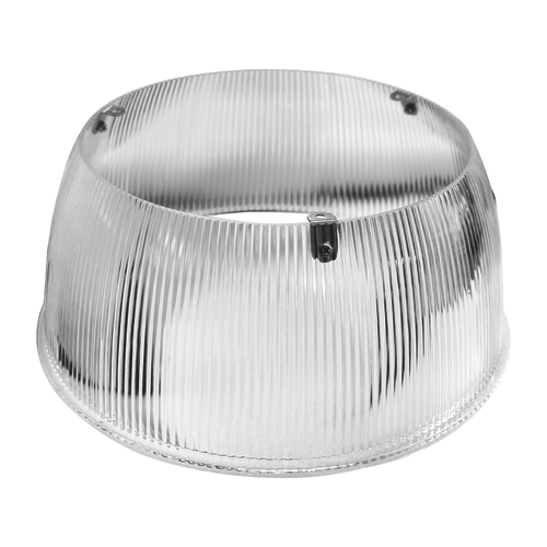 Lightexpert.nl Reflector en Cover Polycarbonaat 100° - voor LED high bay 150-240 Watt