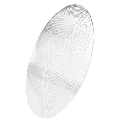 Reflector en Cover Polycarbonaat 100° - voor LED high bay 70-110 Watt