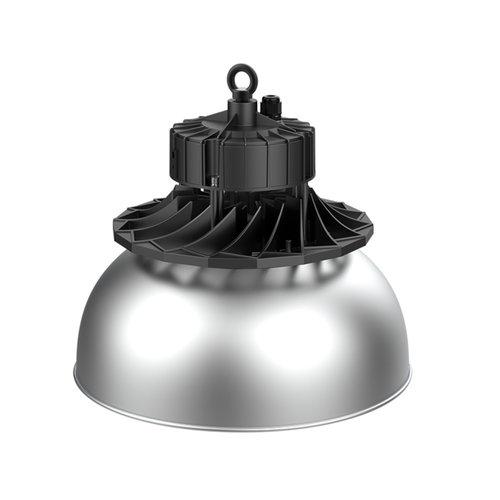 Lightexpert Samsung LED High Bay 100W 160lm/W - IP65 Dimbaar - 4000K - met 90° Reflector