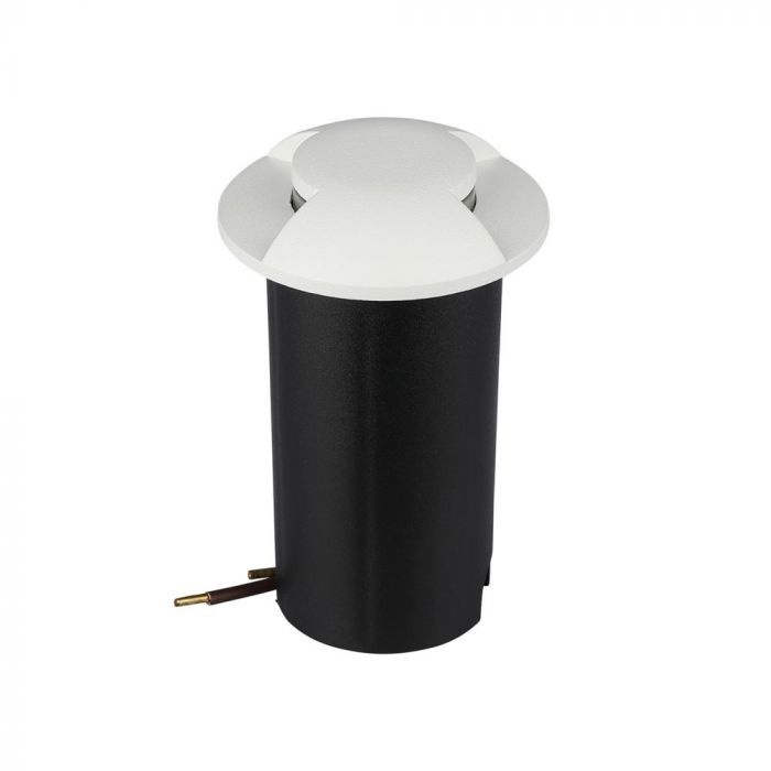 Grondspot 12V - Wit - 1W - 10 Lumen - IP67 - 2 Lichts - SALE: 20%