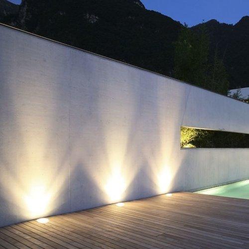 Lightexpert Grondspot Buiten LED XL - RVS - 12W  - 4000K