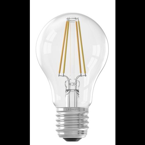 Lednify LEDNIFY WiZ Connected Smart LED Filament Standard Clear - E27 - 6W - 806LM - 2200-5500K
