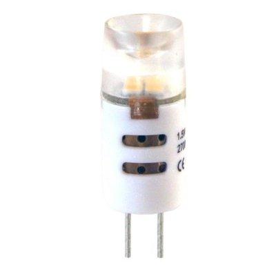 LED Lamp G4 - 1,5W - 12V - 3000K