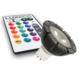 MR16 Power LED Spot - 12V - 3W - RGB - Incl afstandsbediening