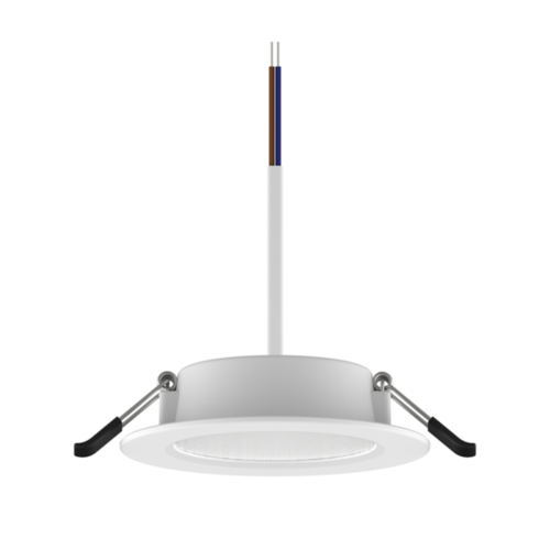 Lightexpert LED Downlight 3W COB - 3000K - 195 Lumen - Ø75 mm