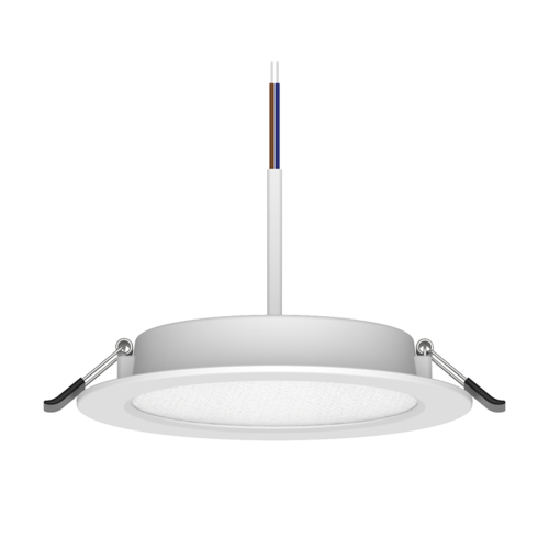 Lightexpert LED Downlight 9W COB - 4000K - 675 Lumen - Ø110 mm