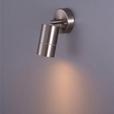 Dimbare LED Wandlamp - Lago - GU10 Fitting - IP44