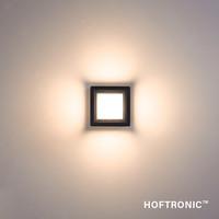 Lightexpert LED Wandlamp - Pia - 6W - 3000K - IP54