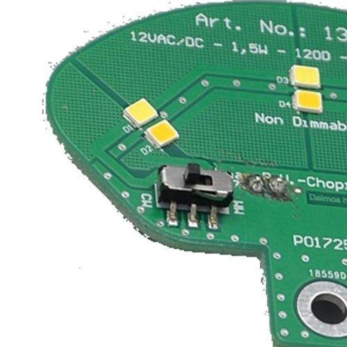 Garden Lights Lichtbron 12V - 3x SMD LED - 1W - 3000/6000K