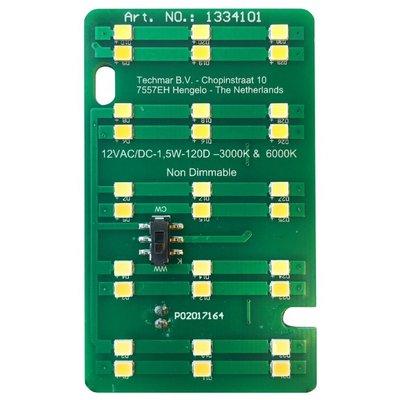 Lichtbron 12V - 15 x SMD LED unit - 2W - 3000/6000K