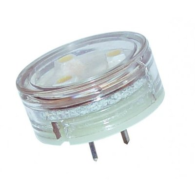 Lichtbron 12V - 3x  Wit - G5.3 - 6000K