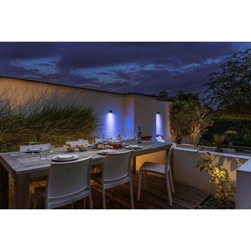 Garden Lights Smart Wandlamp Buiten LED - Gilvus Plus set - 12V - 4W