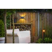 Garden Lights Wandlamp Buiten LED - Goura Antraciet - 12V - 3W