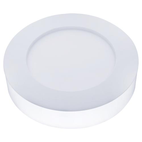Lightexpert LED Plafondlamp - Rond - 6W - 420 Lumen - IP20 - 4000K  - Wit