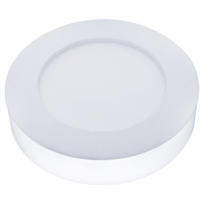 LED Plafondlamp - Rond - 20W - 1450 Lumen - IP20 - 3000K  - Wit