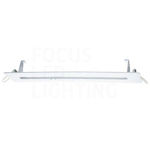 Lightexpert Inbouwframe - LED Bulkhead kantelbaar
