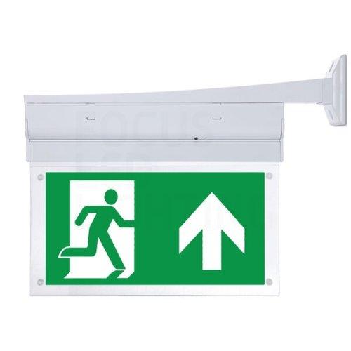 Lightexpert Zij-montagebeugel - Opbouw Noodverlichting