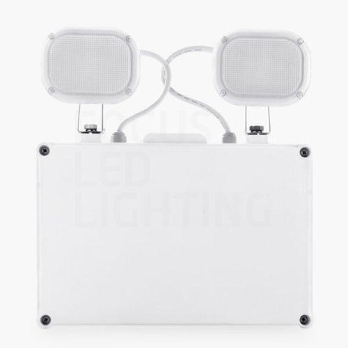 Lightexpert Twinspot LED - 2x 6W - IP65