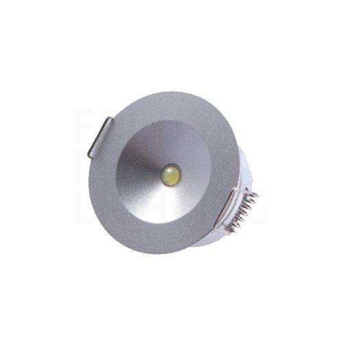 Lightexpert Grijs Afdekring - Eye Noodverlichting
