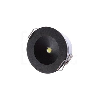Zwart Afdekring - Eye Noodverlichting