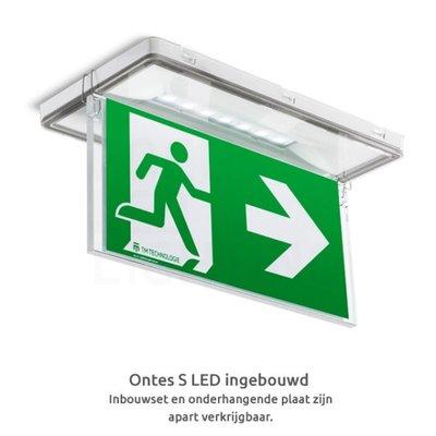 Onderhangend bord incl. pictogrammen - Ontec S