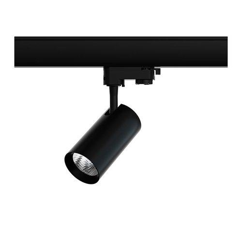 Lightexpert LED 3-Fase  Railspots - 20W - Zwart