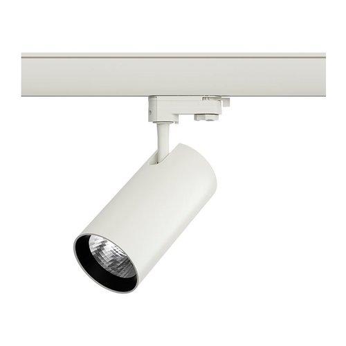Lightexpert LED 3-Fase Railspots - 20W - Wit
