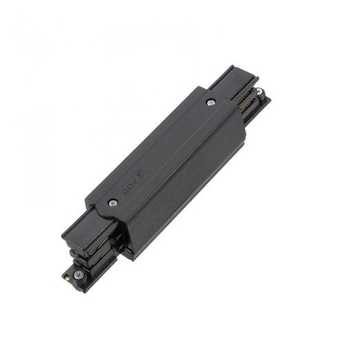 Lightexpert I-Vorm Connector - Zwart
