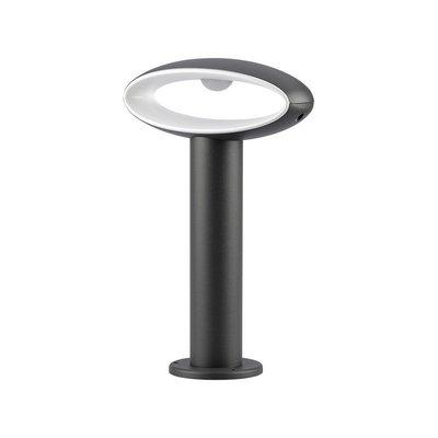 LED Sokkellamp Salem - 9W - 4000K - IP54 - 30cm - Antraciet