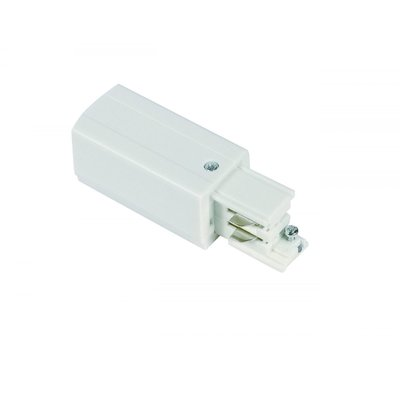 Power Connector Right - Wit