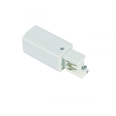 Power Connector Left - Wit