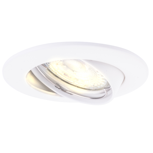 Samsung Dimbare LED inbouwspot Wit - 6.5W - 3000K - 6 Pack