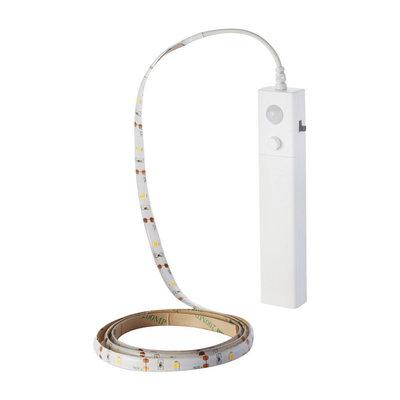 LED Strip - 1 Meter - 2700K - 2.4W - Incl. bewegingssensor