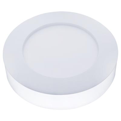 LED Plafondlamp - Rond - 20W - 1450 Lumen - IP20 - 6000K - Wit - Ø25 cm
