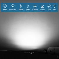 Lightexpert LED Straatlamp 150W - 6500K - IP65 - 15000 Lumen