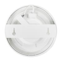 Lightexpert LED Plafondlamp - Rond - 18W - 1300 Lumen - IP20 - 6000K  - Wit - Ø23 cm