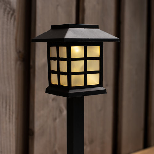 Shada Solar Tuinlamp (set van 2) - Kiev - 1 Lumen - 2700K
