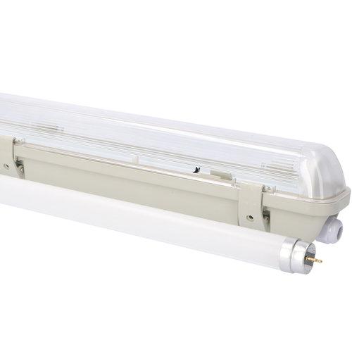 Lightexpert LED TL Armatuur met Sensor 60CM - 9W - 4000K - IP65 - Inclusief LED TL