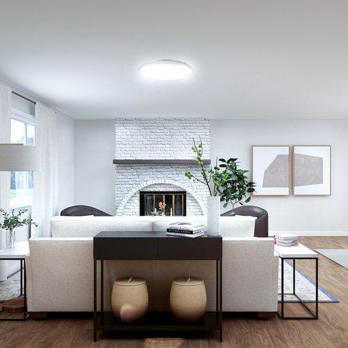 Lightexpert LED Plafondlamp - 18W - Lichtkleur instelbaar - IP20 - 1530 Lumen - Ø30 cm