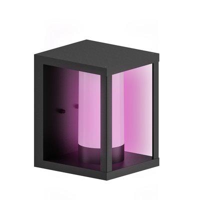 Calex Slimme Industriële Wandlamp - RGB - IP44 - Smart tuinverlichting