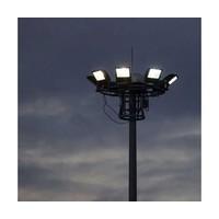 Lightexpert LED Breedstraler 100W - 160lm/W - IP65 - 4000K - 5 Jaar Garantie
