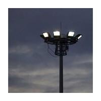 Lightexpert LED Breedstraler 30W - 160lm/W - IP65 - 6400K - 5 Jaar Garantie