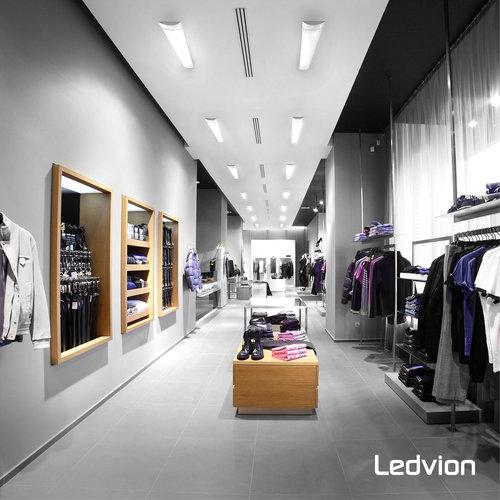 Ledvion LED Batten 120 cm - 40W -  4800 Lumen - 6500K