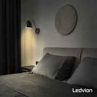 Ledvion Ledvion Dimbare E27 LED Lamp - 8.8W - 2700K - 806 Lumen
