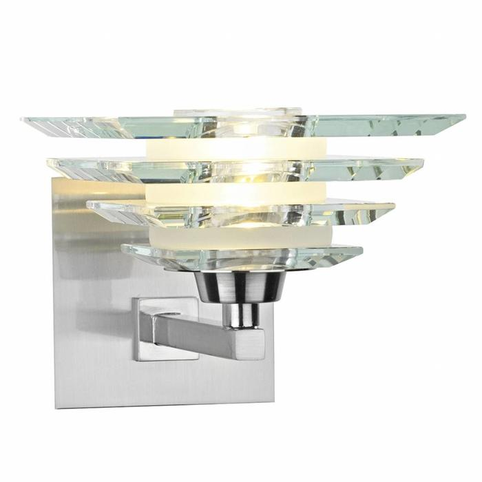 Art Deco Glass Wall Light